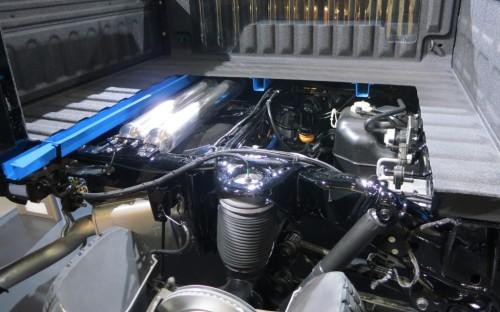 2013 Ram Truck Air Suspension
