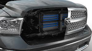 2013 Ram Truck Grille Shutter System